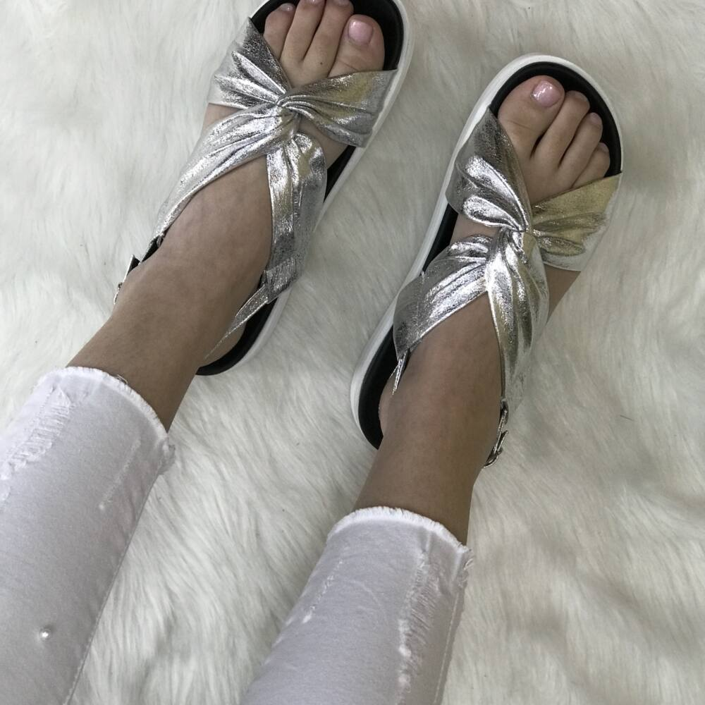 Silvergirl sandále