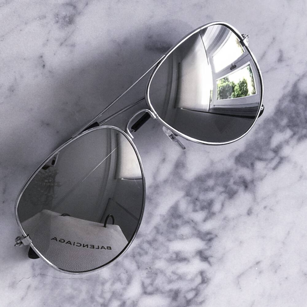 Aviator slnečné okuliare
