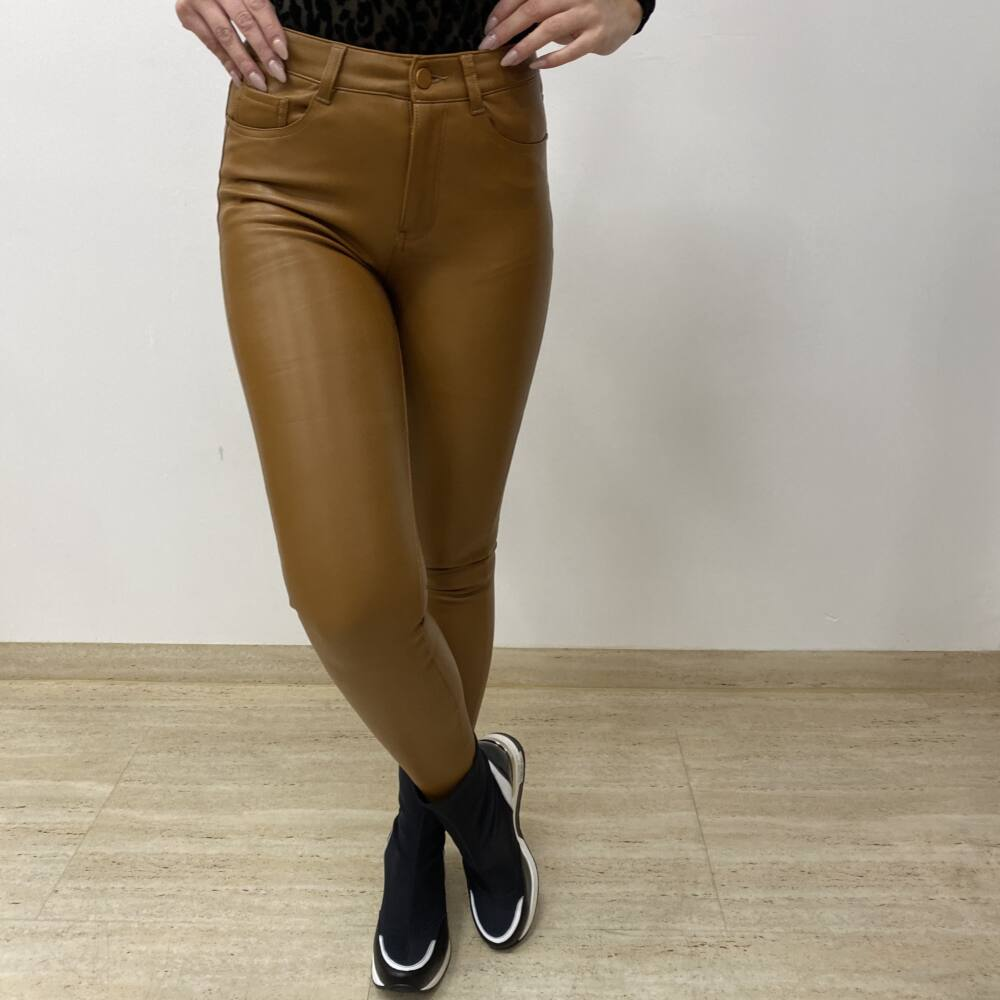 VS Miss koženkové nohavice