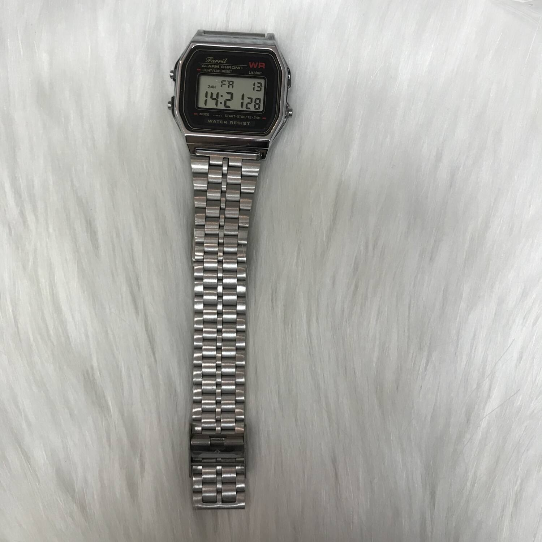 03b5e3ffc Obraz 1/1 - FARRIL SILVER dámske hodinky