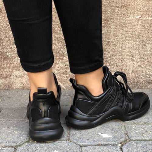 Light Black Sneakers